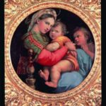 「小椅子の聖母」ー ラファエロ・サンティ