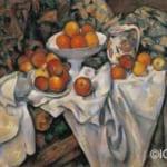 「リンゴとオレンジ」  ポール・セザンヌ