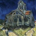 「オーヴェール=シュル=オワーズの教会」  フィンセント・ファン・ゴッホ