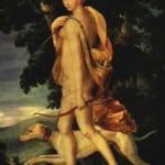 「狩りの女神ディアーナ」  フォンテーヌブロー派