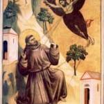 「聖痕を受ける聖フランチェスコ」  ジョット・ディ・ボンドーネ