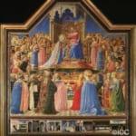 「聖母戴冠」  フラ・アンジェリコ