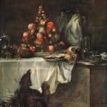 「食卓」  ジャン・シメオン・シャルダン