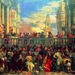 「カナの婚宴」  パオロ・ヴェロネーゼ