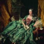 「ポンパドゥール夫人」  フランソワ・ブーシェ