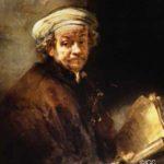【コラム】光の魔術師、その人生の光と影:レンブラント/「使徒パウロの姿の自画像」