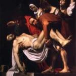 「キリストの埋葬」  ミケランジェロ・メリジ・ダ・カラヴァッジオ