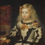 「王女マルガリータの肖像」 ベラスケス (ディエゴ・ベラスケス)