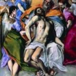 「聖三位一体」 エル・グレコ