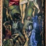 「キリストの復活」 エル・グレコ