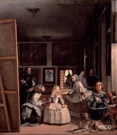 「栄光のスペイン・ハプスブルク家最後のきらめき:ディエゴ・ベラスケス『ラス・メニーナス(女官たち)』(プラド美術館所蔵/1656)