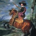 「オリバーレス伯・公爵騎馬像」 ディエゴ・ベラスケス