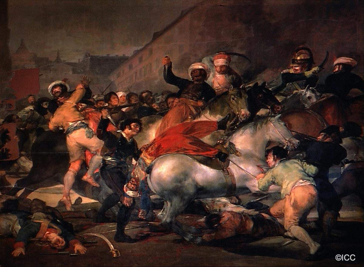 マドリード、1808年5月2日