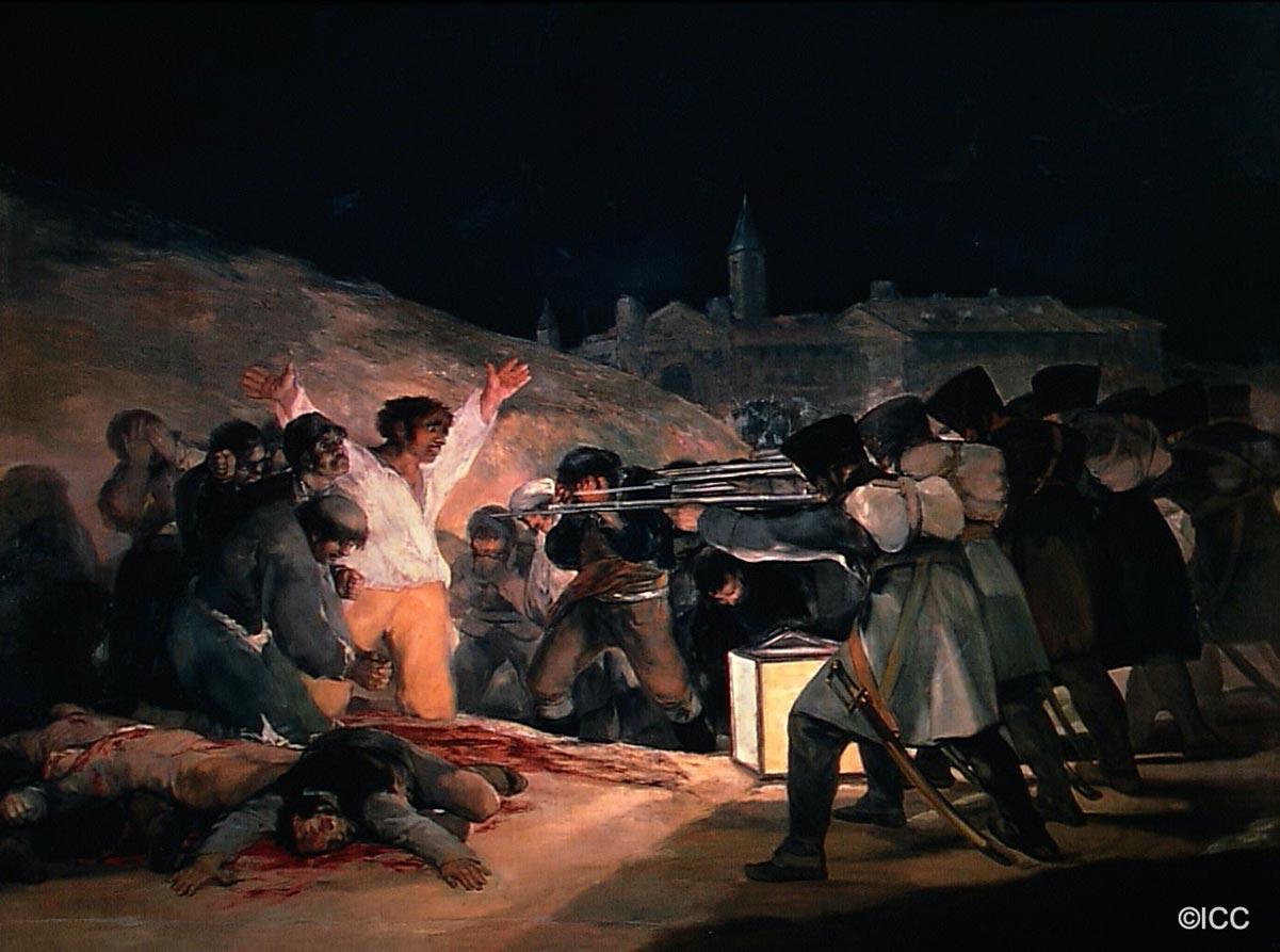 マドリード、1808年5月3日