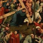 「十字架を運ぶキリスト」 ボス (ヒエロニムス・ボス)