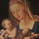 「梨の聖母子」 アルブレヒト・デューラー