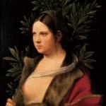 「若い女性(ラウラ)」 ジョルジョーネ