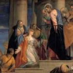 「ナインの若者の蘇生」 パオロ・ヴェロネーゼ