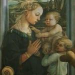「聖母子」 フィリッポ・リッピ