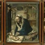 「ドレスデン祭壇画」 アルブレヒト・デューラー