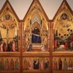 「ステファネスキ祭壇画」 ジョット・ディ・ボンドーネとその弟子たち