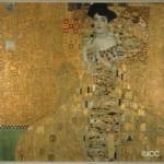 「アデーレ・ブロッホ=バウアーの肖像」 グスタフ・クリムト