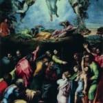 「キリストの変容」 ラファエロ・サンティ