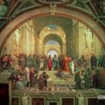 「アテネの学堂」 ラファエロ・サンティ
