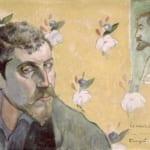 「レ・ミゼラブルの自画像」 ポール・ゴーガン