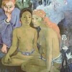 「未開の物語」 ポール・ゴーガン