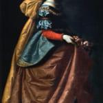 「聖カシルダ」 スルバラン(フランシスコ・デ・スルバラン)