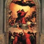 「聖母の被昇天」 ティツィアーノ・ヴェチェルリオ