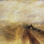 「雨、蒸気、スピード」 ターナー(ジョゼフ・マロード・ウィリアム・ターナー)