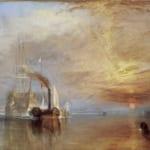 「戦艦テメレール号」 ターナー(ジョゼフ・マロード・ウィリアム・ターナー)