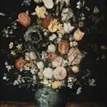 「花と踊ったフランドル美術:ヤン・ブリューゲル 『青い花瓶の花』(1608年頃/ウィーン美術史美術館所蔵)