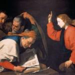 「学者たちの間の十二歳のイエス」 リベーラ(ホセ・デ・リベーラ)