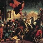 「奴隷を救う聖マルコ」 ティントレット