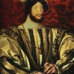 「フランソワ一世の肖像」 ジャン・クルーエ