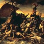 「メデューズ号の筏」 ジェリコー(テオドール・ジェリコー)