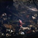 「ノアの方舟に乗り込む動物たち」 ヤーコポ・バッサーノ
