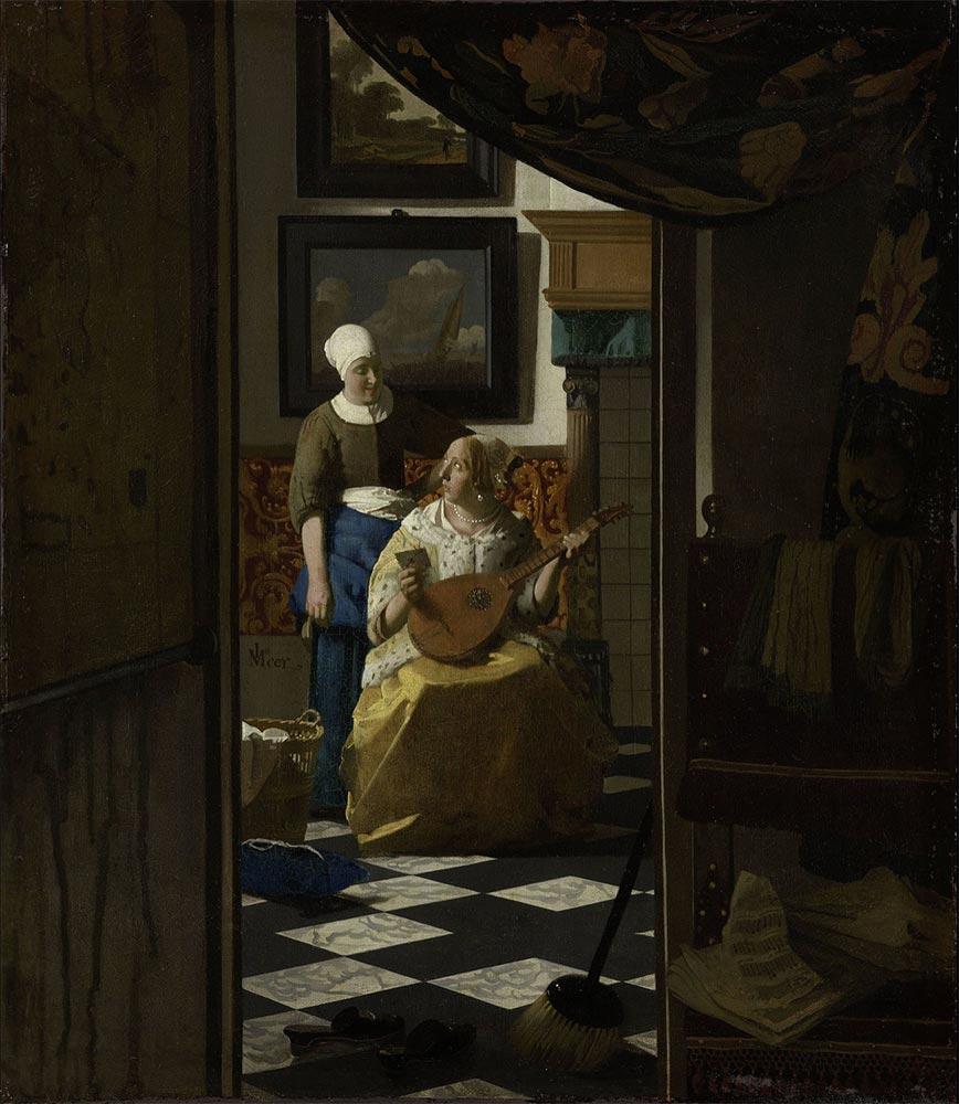 【コラム】美術の皮膚(48)「盗難絵画⑥~盗まれる度に解明されるフェルメールの真実~」