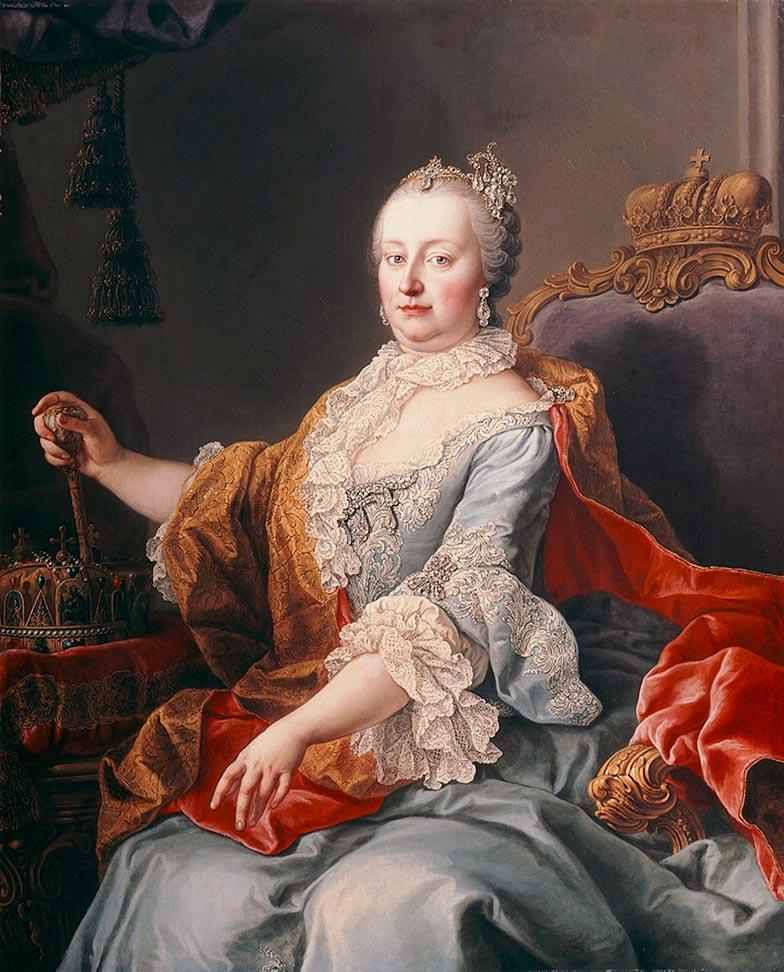 Kaiserin Maria Theresia HRR