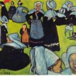 【コラム】美術の皮膚(131)ゴッホとゴーギャン~新印象派スーラと反印象派の総合主義~