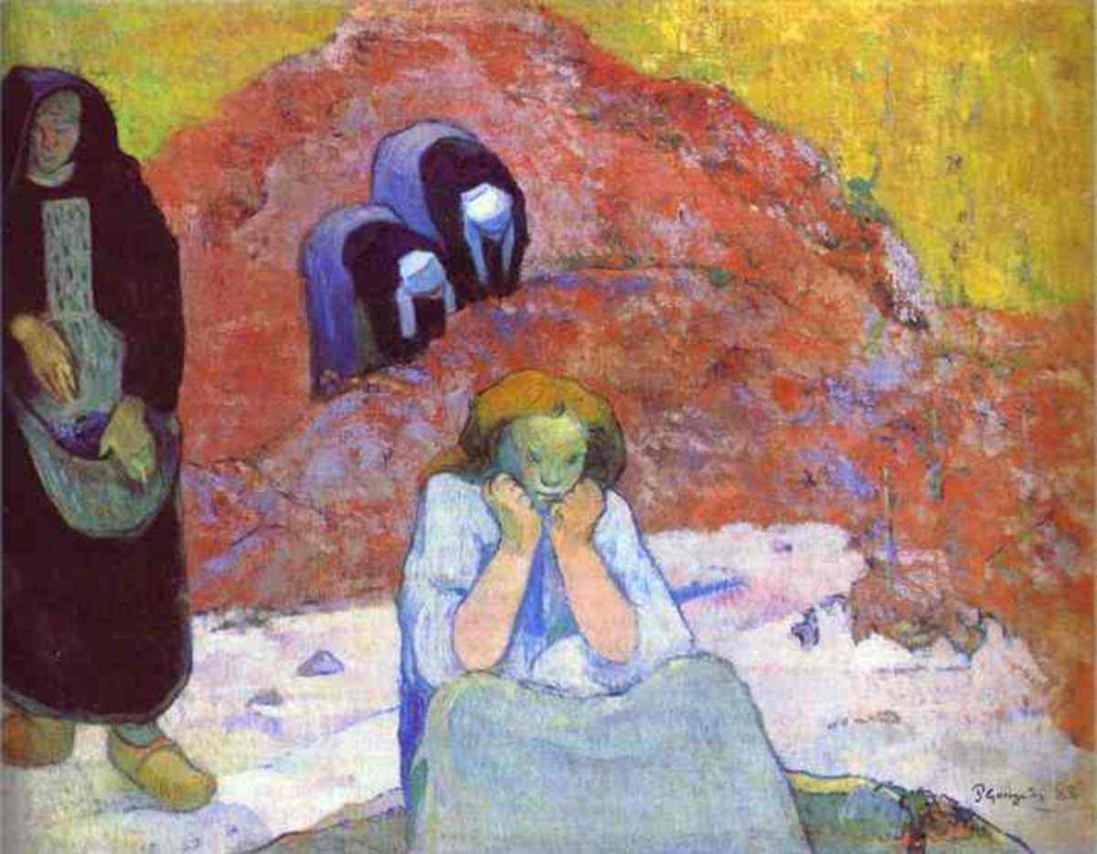 Gauguin Misères humaines