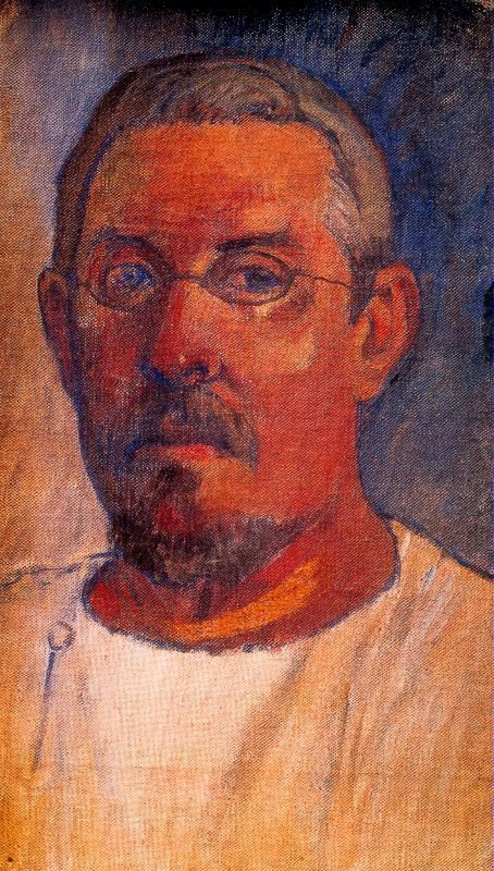 Gauguin Autoritratto 1902