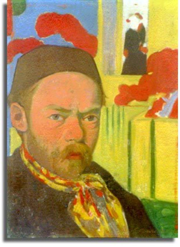 Meyer de haans autoportrait circa 1889 91