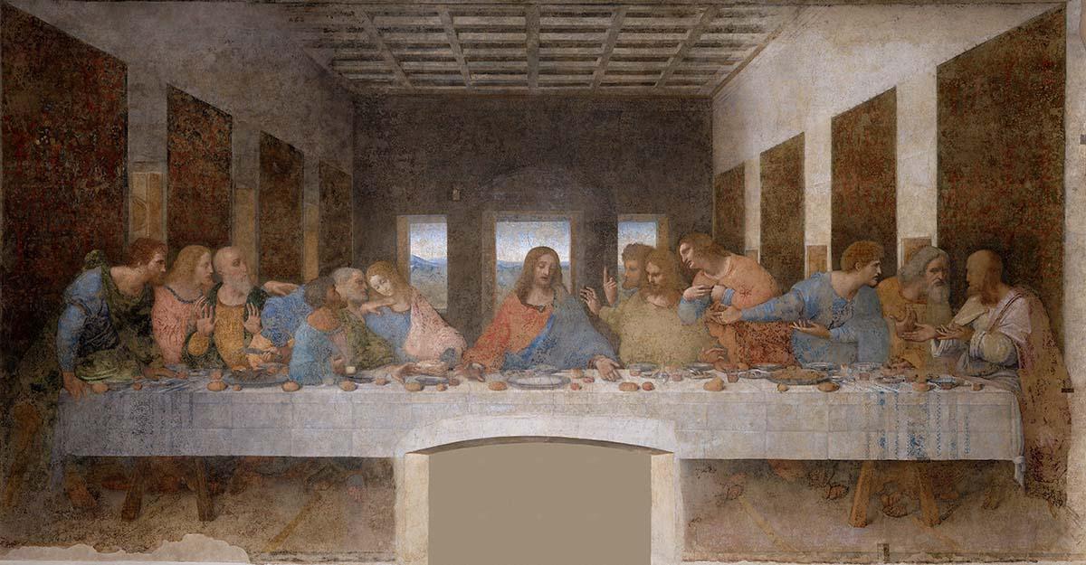 Leonardo da Vinci 1452 1519 The Last Supper 1495 1498