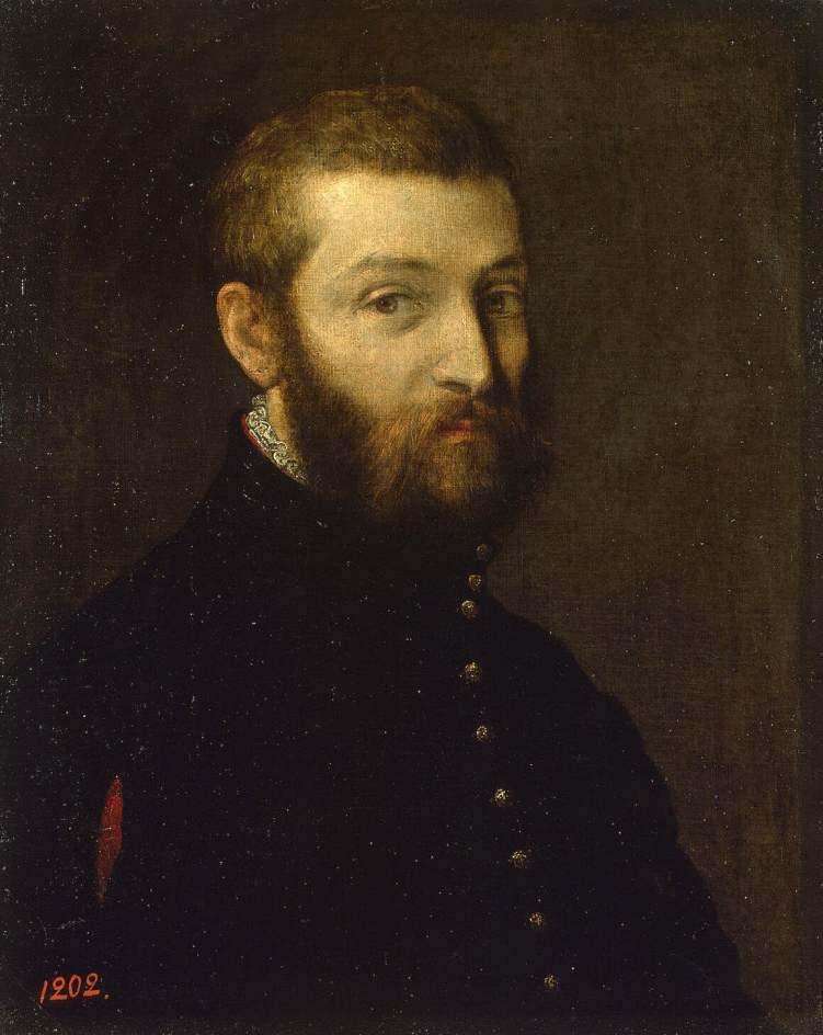 Paolo Veronese avtoportret