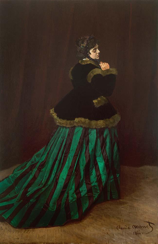 Claude Monet Camille
